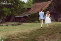Svatba na farmě
